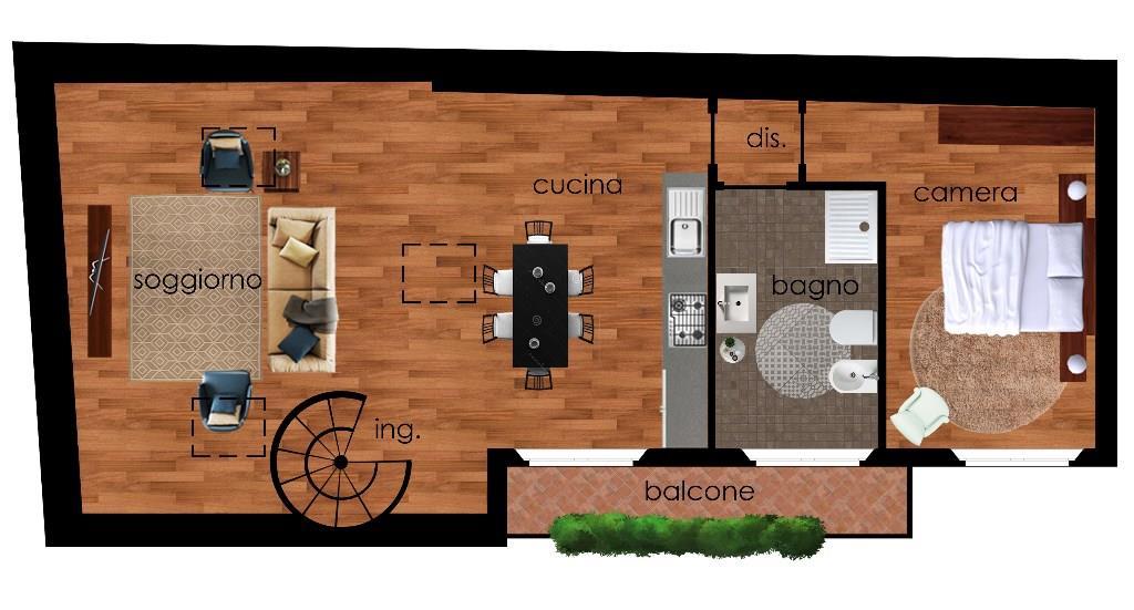 Foto 1 - Appartamento in Vendita - Carugo (Como)