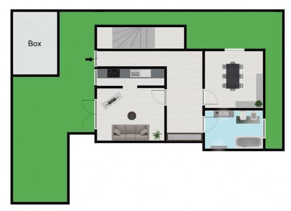 Foto 19 - Villa in Vendita - Limbiate (Monza e Brianza)