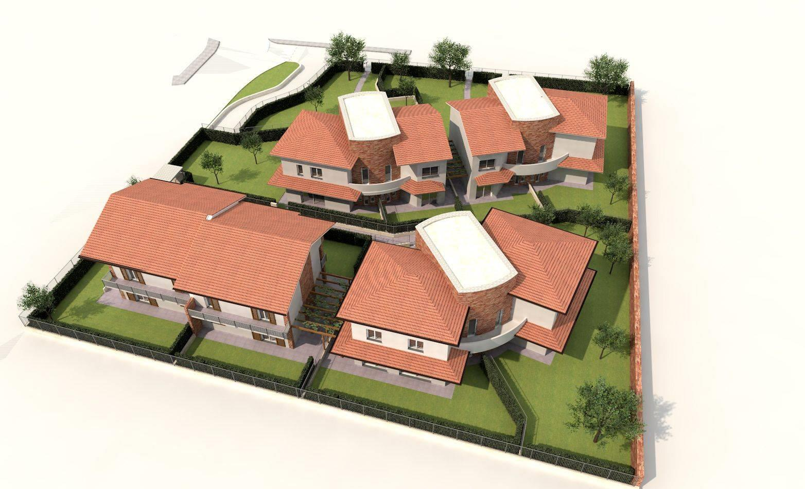 Foto 18 - Villa in Vendita - Aicurzio (Monza e Brianza)