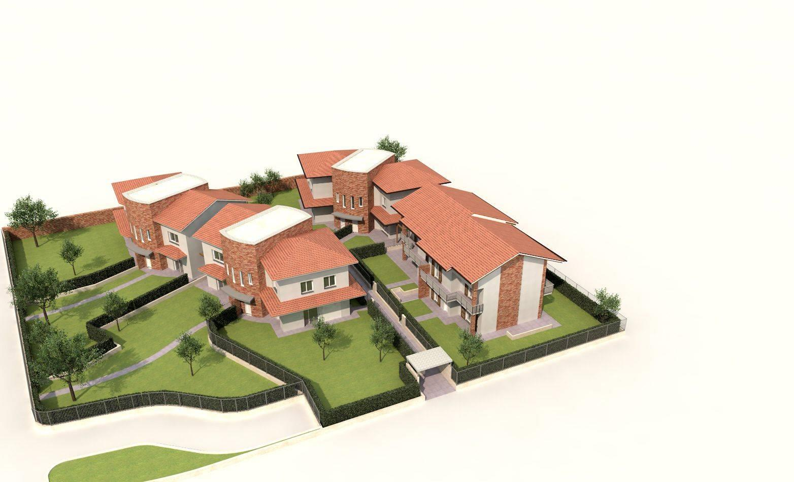 Foto 15 - Villa in Vendita - Aicurzio (Monza e Brianza)