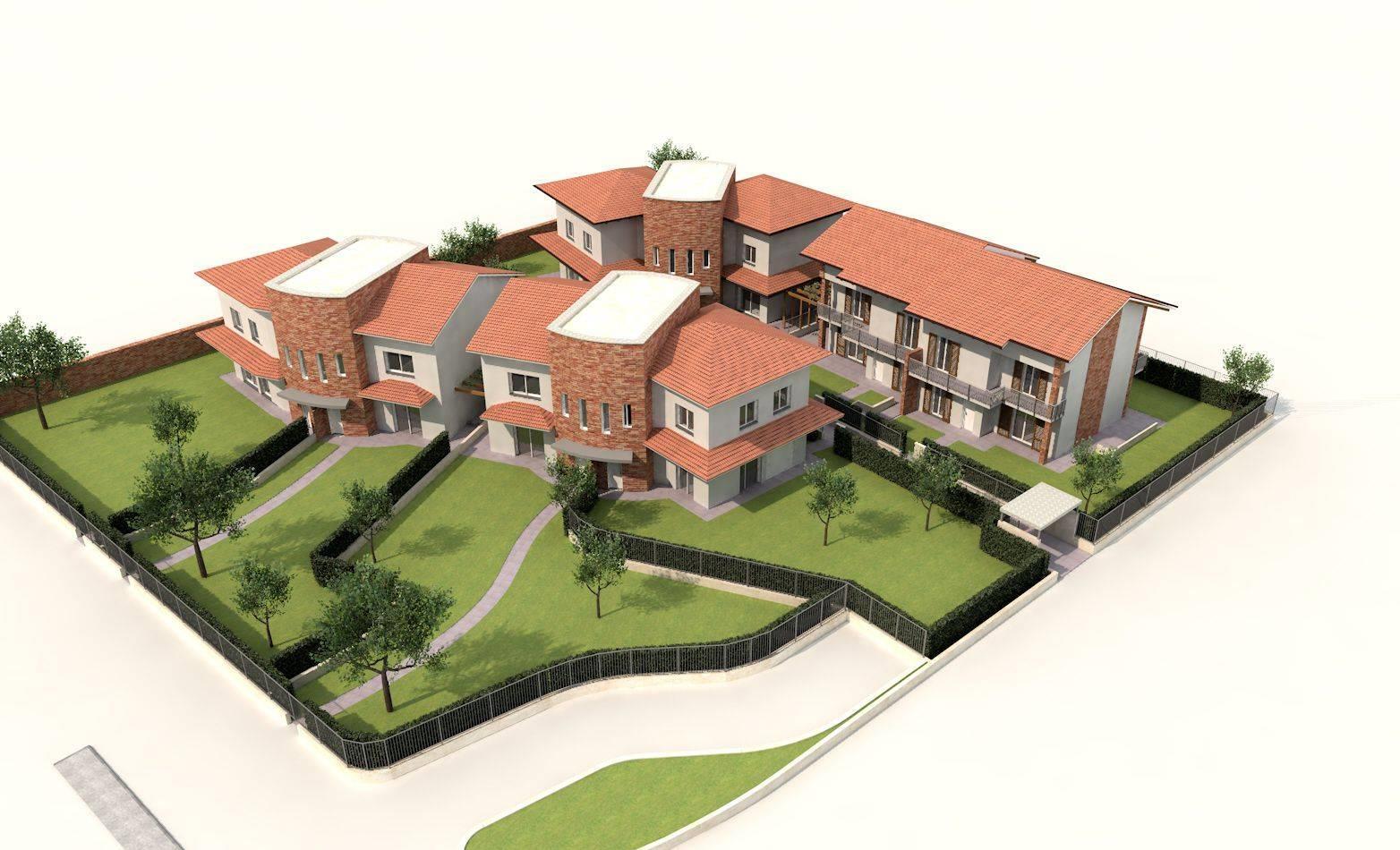 Foto 19 - Villa in Vendita - Aicurzio (Monza e Brianza)