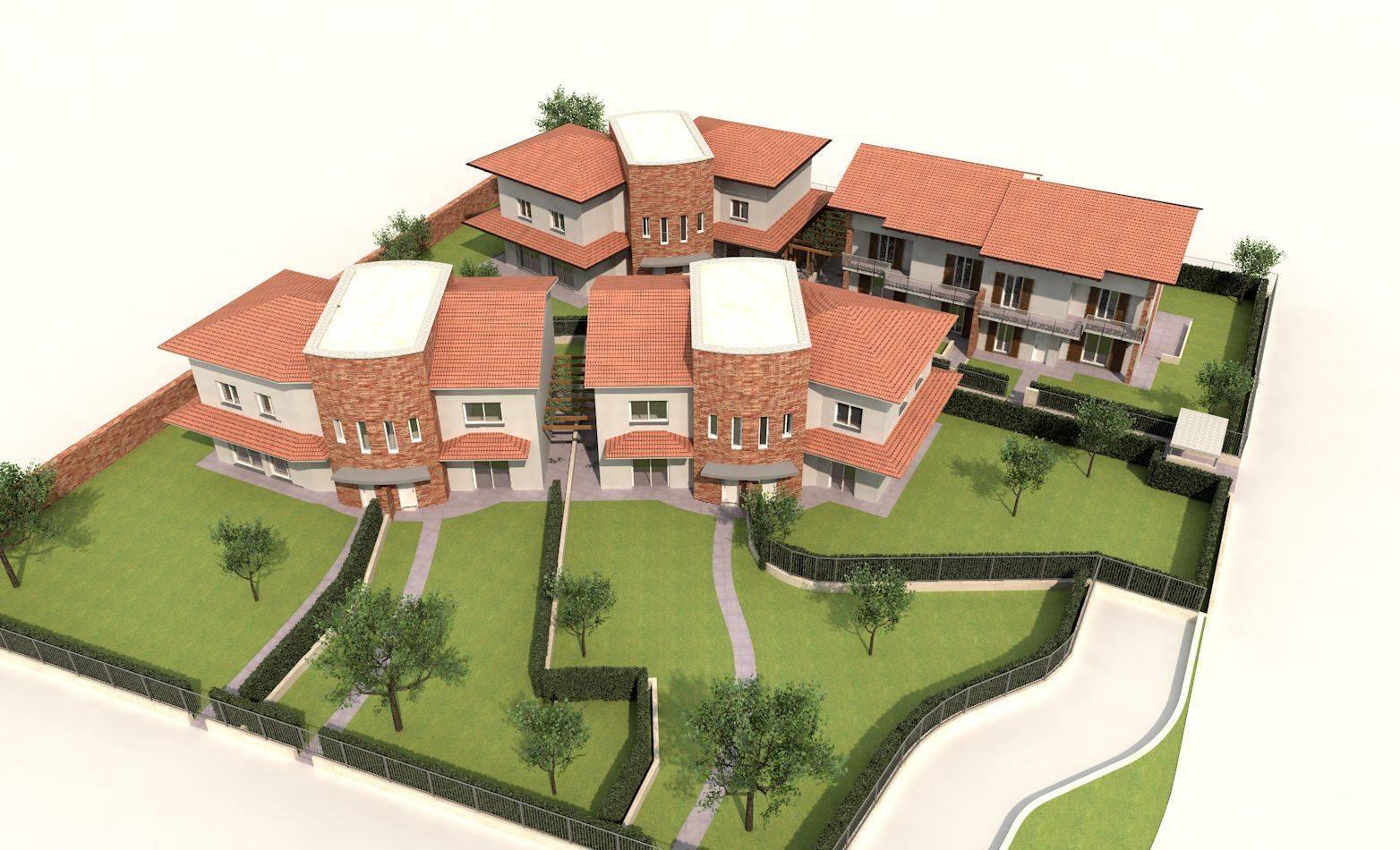 Foto 11 - Villa in Vendita - Aicurzio (Monza e Brianza)