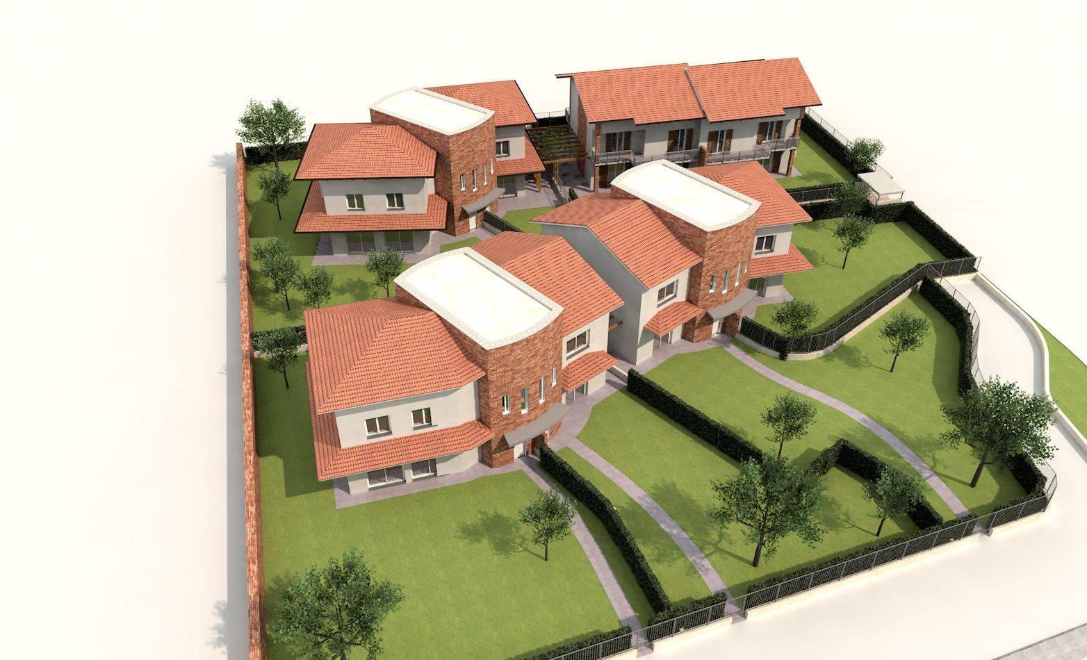 Foto 16 - Villa in Vendita - Aicurzio (Monza e Brianza)
