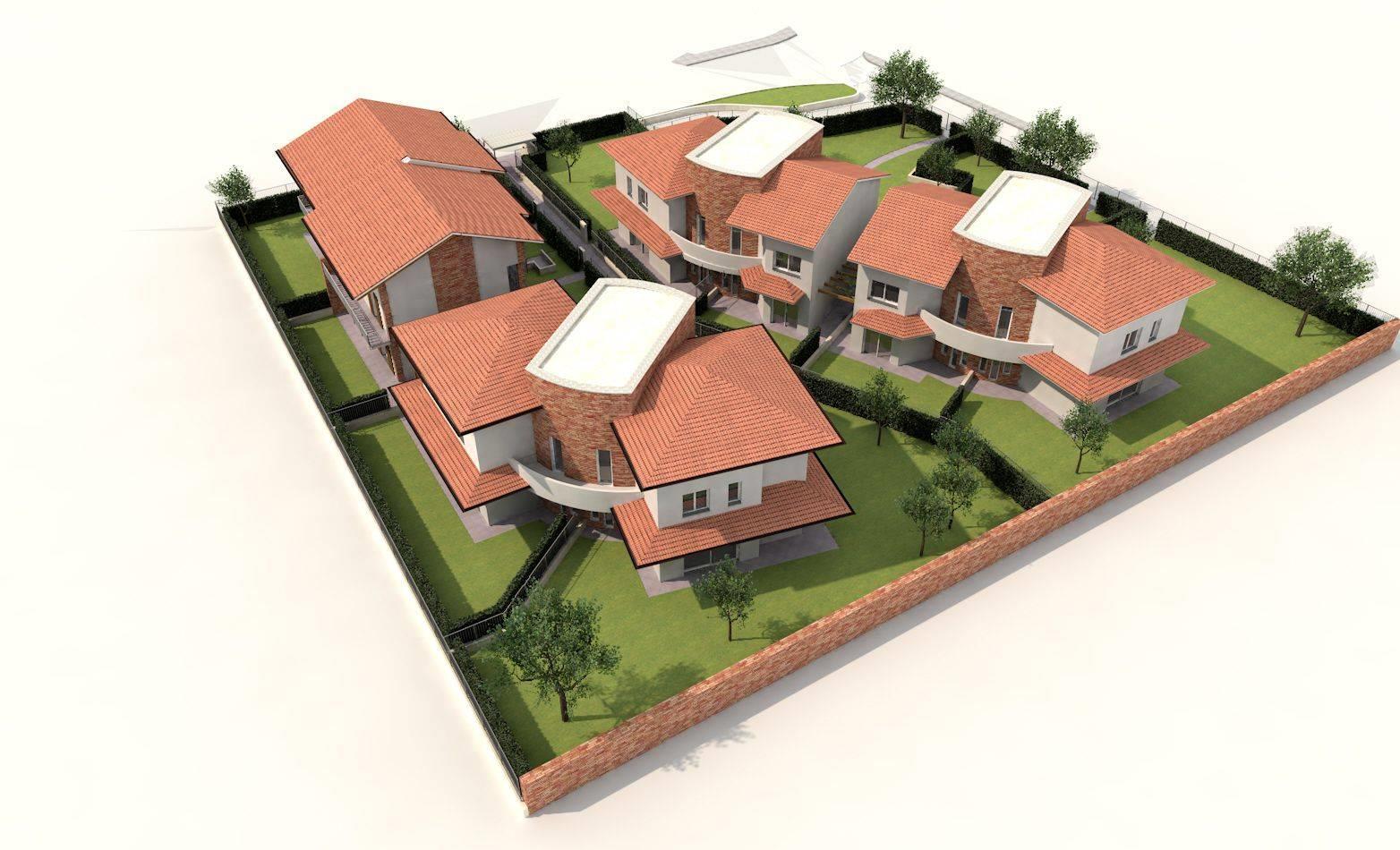 Foto 17 - Villa in Vendita - Aicurzio (Monza e Brianza)