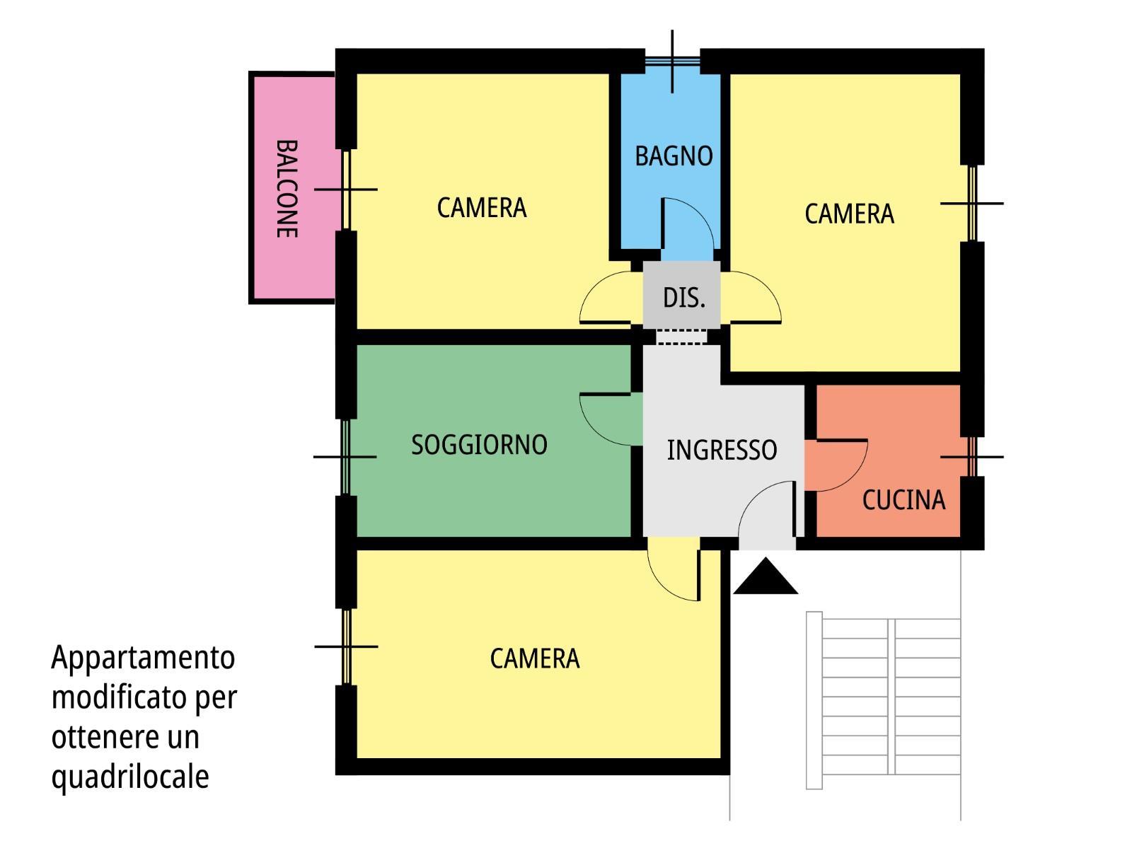 Foto 18 - Appartamento in Vendita - Usmate Velate (Monza e Brianza)