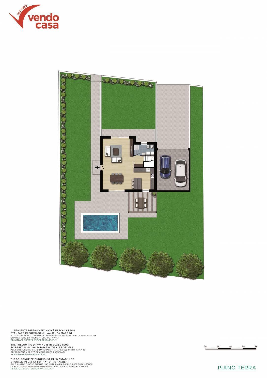 Foto 12 - Villa in Vendita - Usmate Velate (Monza e Brianza)