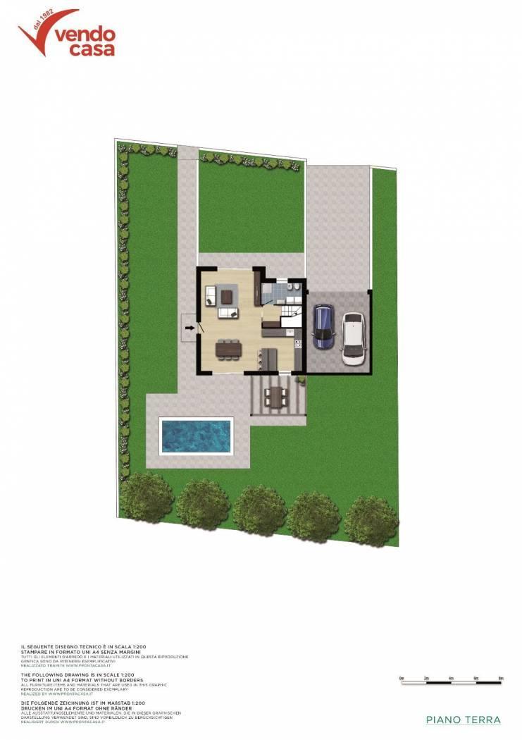 Foto 9 - Villa in Vendita - Usmate Velate (Monza e Brianza)