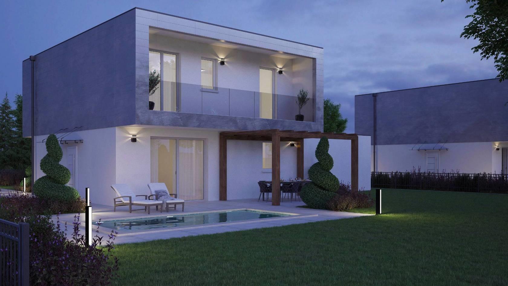 Foto 2 - Villa in Vendita - Usmate Velate (Monza e Brianza)