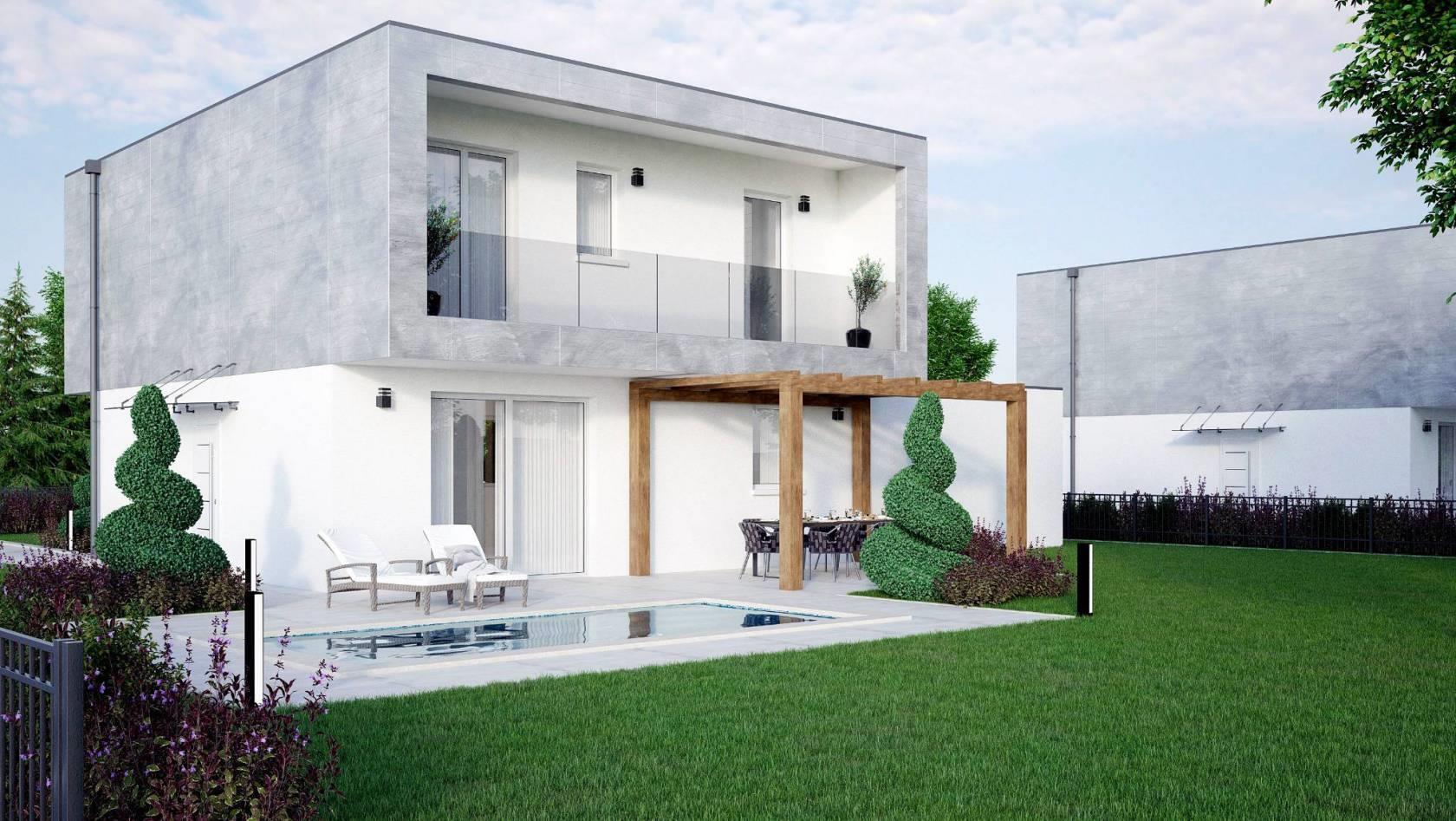 Foto 3 - Villa in Vendita - Usmate Velate (Monza e Brianza)
