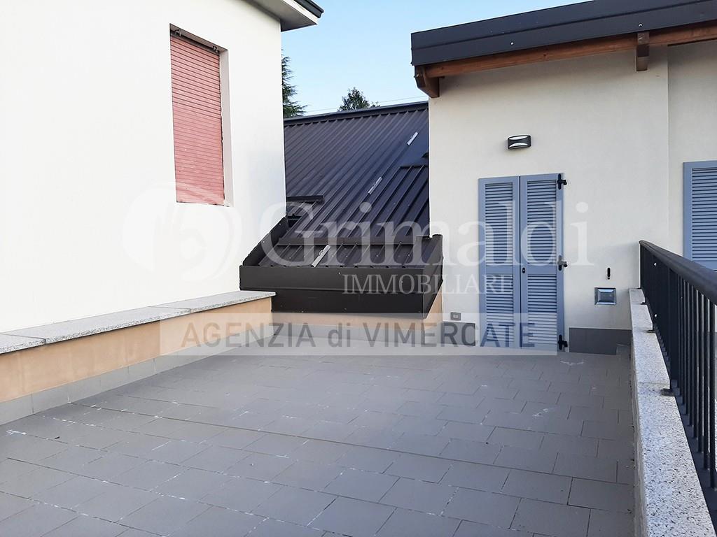 Foto 1 - Villetta a schiera in Vendita - Vimercate (Monza e Brianza)