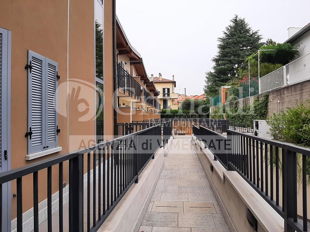 Foto 15 - Villetta a schiera in Vendita - Vimercate (Monza e Brianza)
