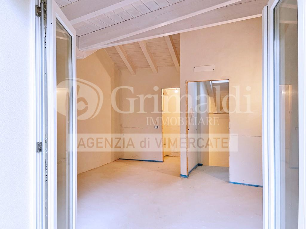 Foto 3 - Villetta a schiera in Vendita - Vimercate (Monza e Brianza)