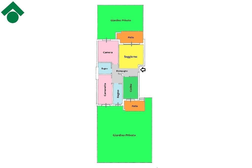 Foto 16 - Appartamento in Vendita - Verano Brianza (Monza e Brianza)
